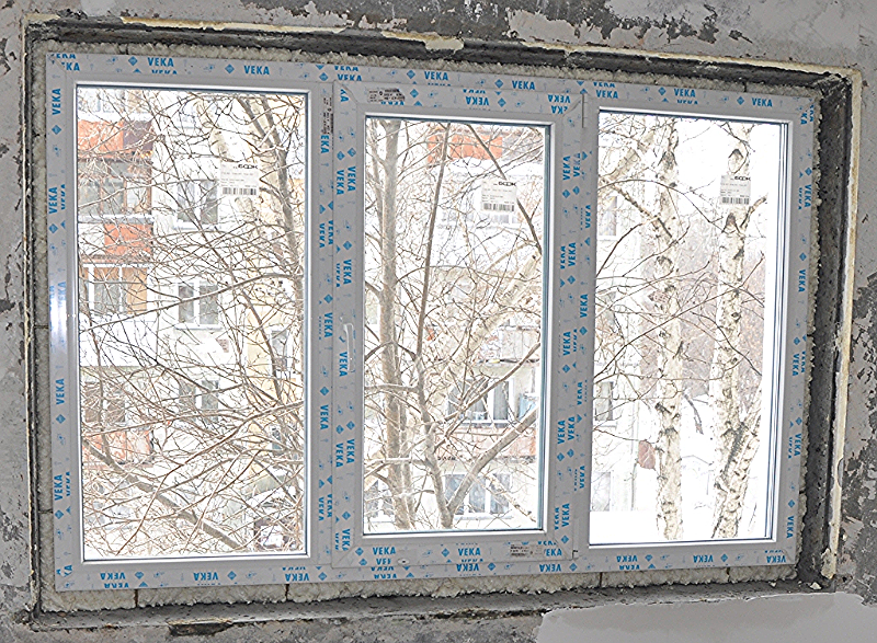 окно ПВХ